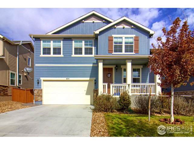 651 W 170th Pl, Broomfield, CO 80023 (#896971) :: The Dixon Group