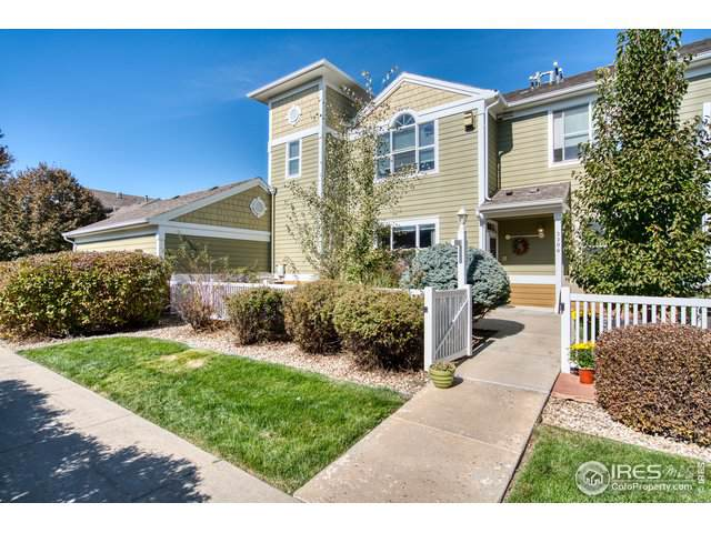 4501 Nelson Rd #2206, Longmont, CO 80503 (MLS #896972) :: The Bernardi Group