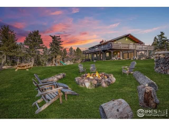 1069 Brook Rd, Boulder, CO 80302 (MLS #896985) :: Hub Real Estate