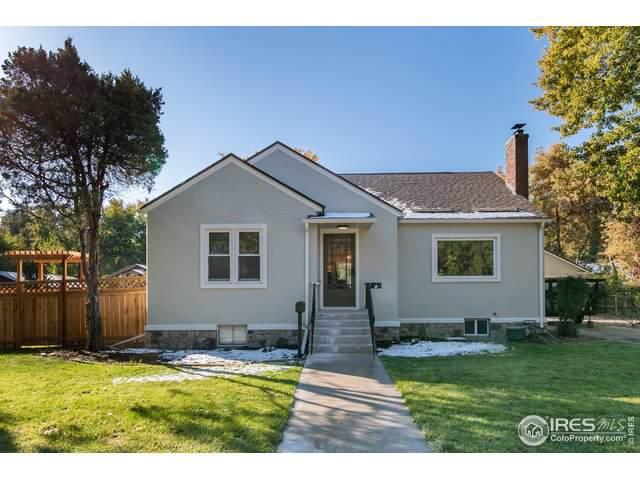 915 Woodford Ave, Fort Collins, CO 80521 (MLS #896998) :: Hub Real Estate