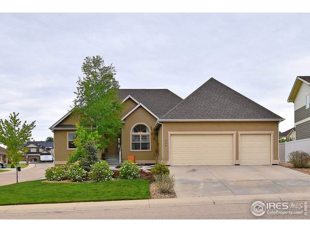 500 56th Ave, Greeley, CO 80634 (MLS #896999) :: Kittle Real Estate