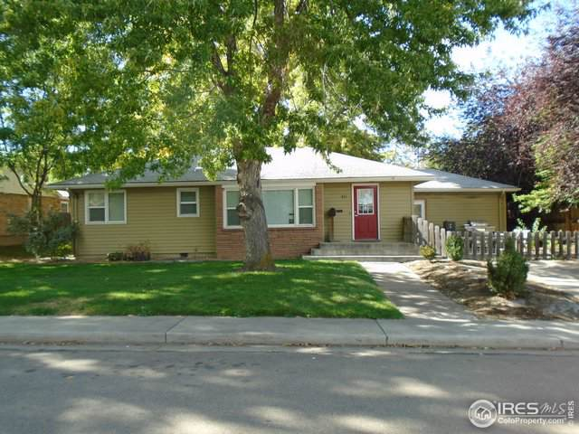 833 Sherman St, Longmont, CO 80501 (MLS #897000) :: The Bernardi Group