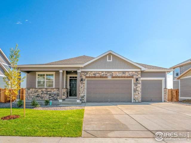 6836 Hayfield St, Wellington, CO 80549 (#897003) :: The Peak Properties Group