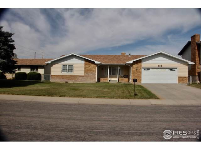 484 California St, Sterling, CO 80751 (MLS #897006) :: 8z Real Estate