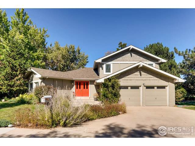 4899 Kellogg Cir, Boulder, CO 80303 (MLS #897012) :: Kittle Real Estate