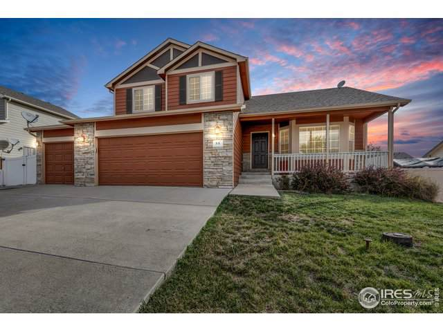 86 Grays Ln, Severance, CO 80550 (MLS #897020) :: Bliss Realty Group