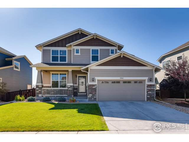 5961 Red Bridge Dr, Timnath, CO 80547 (#897023) :: The Peak Properties Group