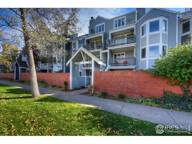 2260 Spruce St A, Boulder, CO 80302 (MLS #897024) :: 8z Real Estate