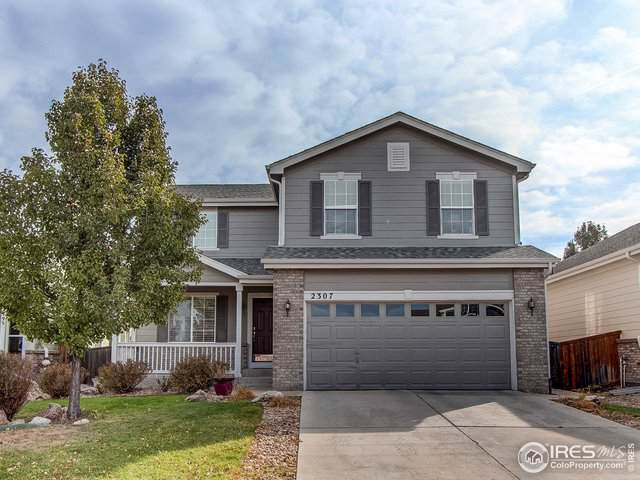 2307 Alpine Dr, Erie, CO 80516 (MLS #897025) :: Downtown Real Estate Partners