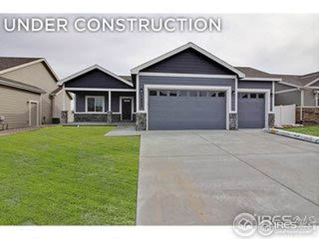 4104 Florence Ave, Evans, CO 80620 (MLS #897031) :: J2 Real Estate Group at Remax Alliance