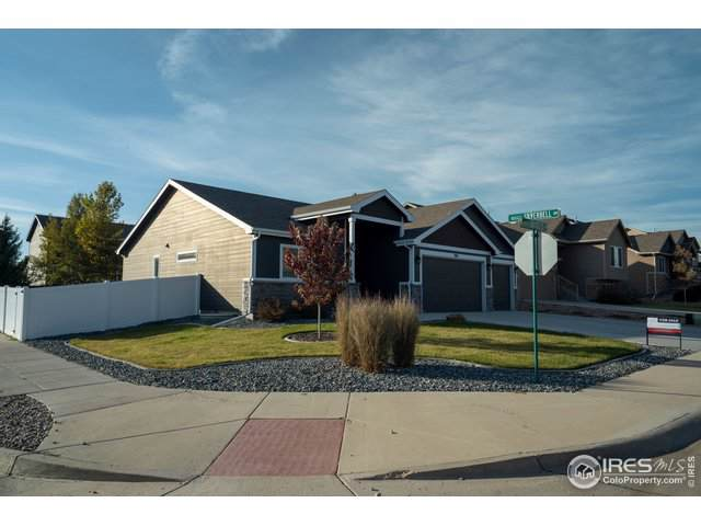 268 Buckeye Ave, Johnstown, CO 80534 (MLS #897032) :: Colorado Real Estate : The Space Agency