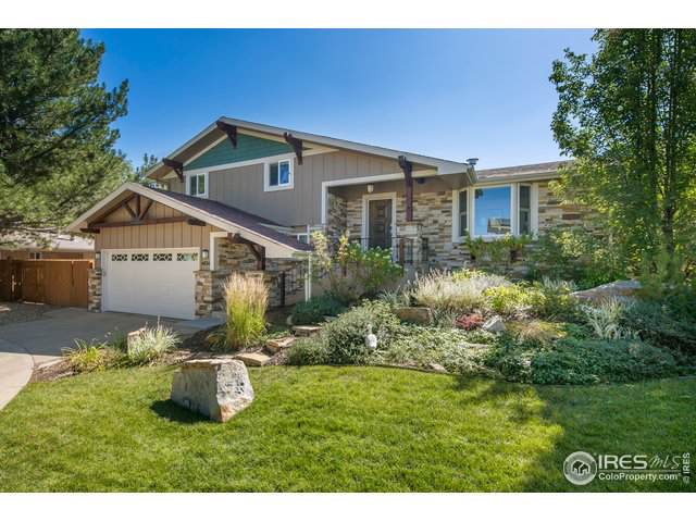 4534 Sioux Dr, Boulder, CO 80303 (MLS #897037) :: Kittle Real Estate