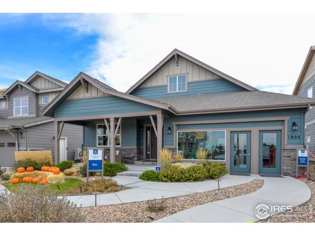 1925 Los Cabos Dr, Windsor, CO 80550 (MLS #897038) :: Colorado Real Estate : The Space Agency