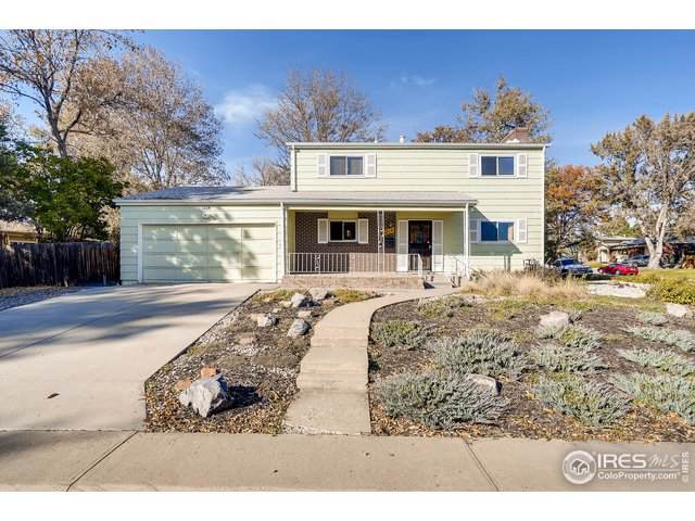 5814 Swadley Ct, Arvada, CO 80004 (#897044) :: The Griffith Home Team