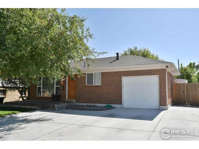 10852 Larson Dr, Northglenn, CO 80233 (#897046) :: The Griffith Home Team