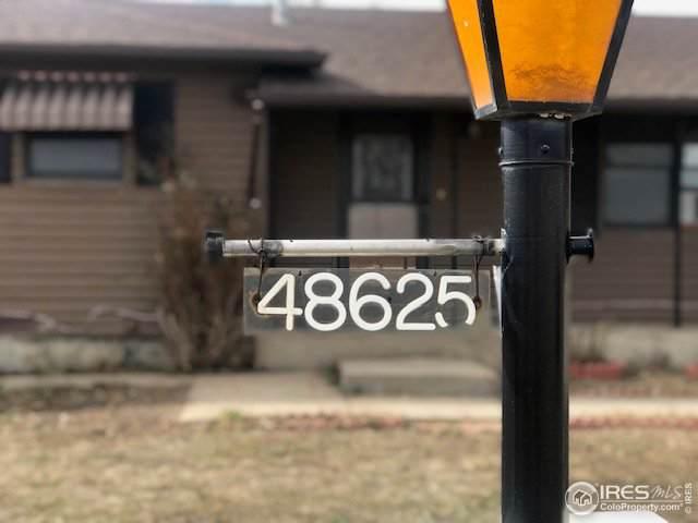 48625 County Road 31, Nunn, CO 80648 (MLS #897049) :: The Bernardi Group