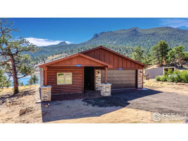 656 Little Prospect Rd, Estes Park, CO 80517 (#897053) :: The Peak Properties Group