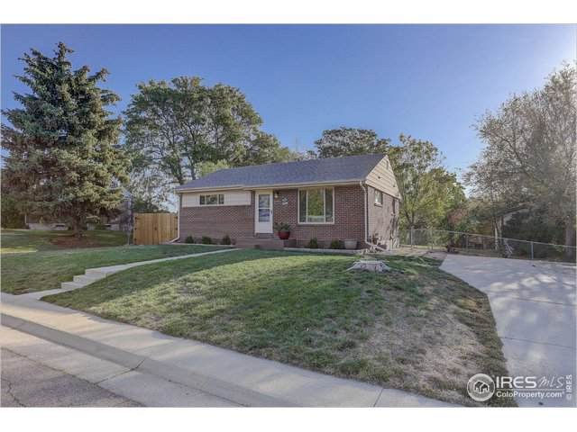 10664 Downing St, Northglenn, CO 80233 (#897069) :: The Griffith Home Team