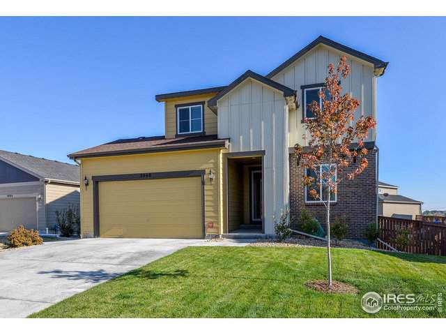 3068 Aries Dr, Loveland, CO 80537 (MLS #897072) :: Keller Williams Realty
