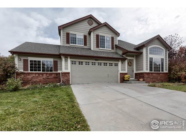 6814 Saint Thomas Dr, Fort Collins, CO 80525 (#897080) :: The Griffith Home Team