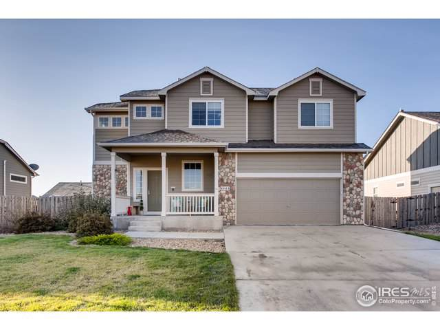 4145 Cypress Ridge Ln, Wellington, CO 80549 (MLS #897083) :: Hub Real Estate