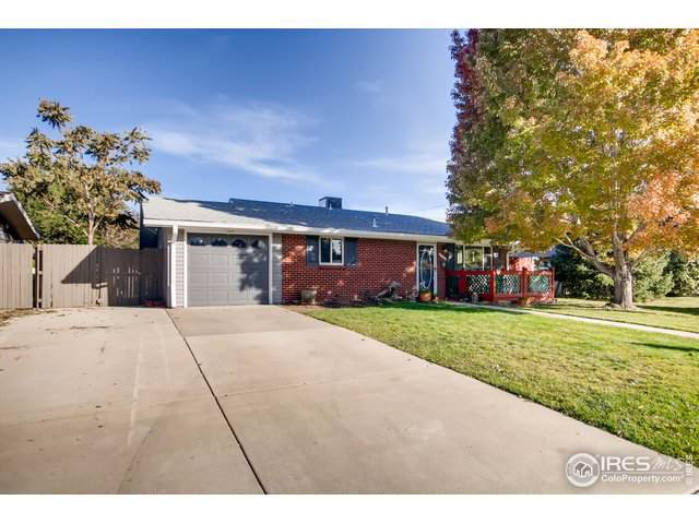 4676 Dover St, Wheat Ridge, CO 80033 (#897095) :: The Griffith Home Team