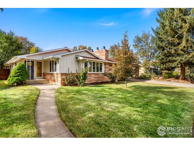 1715 Chama Ave, Loveland, CO 80538 (MLS #897099) :: Keller Williams Realty