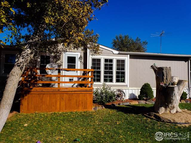 4333 Yosemite Dr, Greeley, CO 80634 (MLS #897101) :: Downtown Real Estate Partners