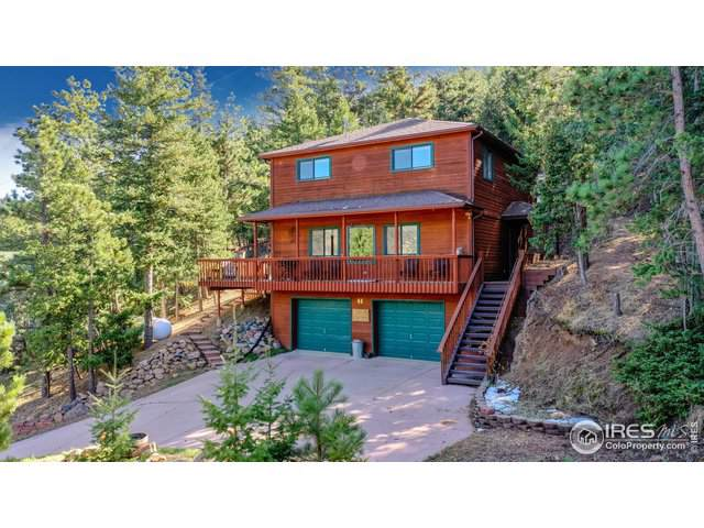 44 Lookout Dr, Lyons, CO 80540 (MLS #897105) :: Jenn Porter Group