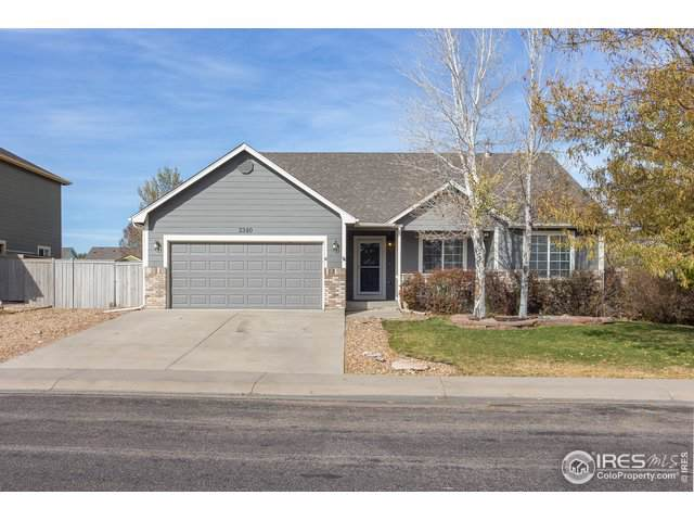 3340 White Buffalo Dr, Wellington, CO 80549 (#897111) :: The Griffith Home Team