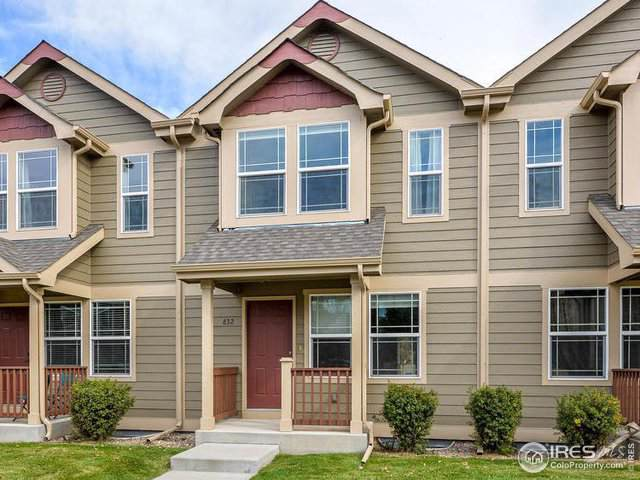 632 Ebon Pica St, Fort Collins, CO 80521 (#897115) :: The Griffith Home Team