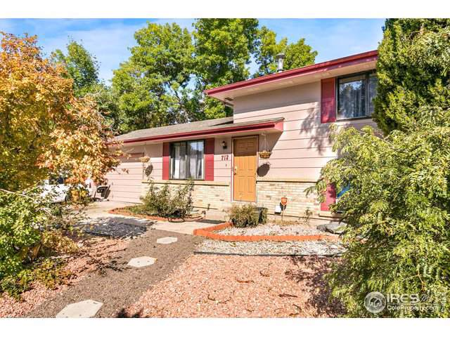 712 Wagonwheel Dr, Fort Collins, CO 80526 (MLS #897118) :: Keller Williams Realty