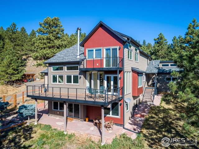 721 Cougar Dr, Boulder, CO 80302 (MLS #897123) :: 8z Real Estate