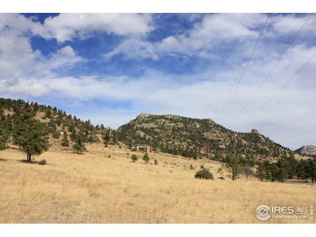 0 Peak View Dr, Estes Park, CO 80517 (#897124) :: The Griffith Home Team