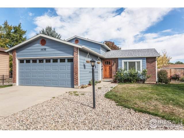 1632 S Gilpin Ave, Loveland, CO 80537 (#897125) :: The Griffith Home Team