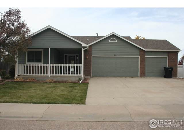 444 Magnolia Ct, Eaton, CO 80615 (MLS #897130) :: Downtown Real Estate Partners