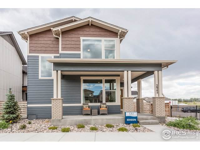 2621 Conquest St, Fort Collins, CO 80524 (MLS #897137) :: Downtown Real Estate Partners