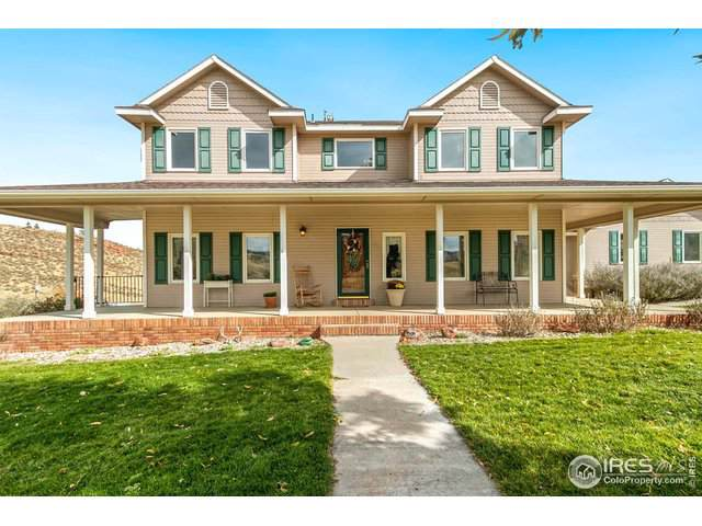425 Rugged Rock Rd, Loveland, CO 80537 (MLS #897139) :: Keller Williams Realty