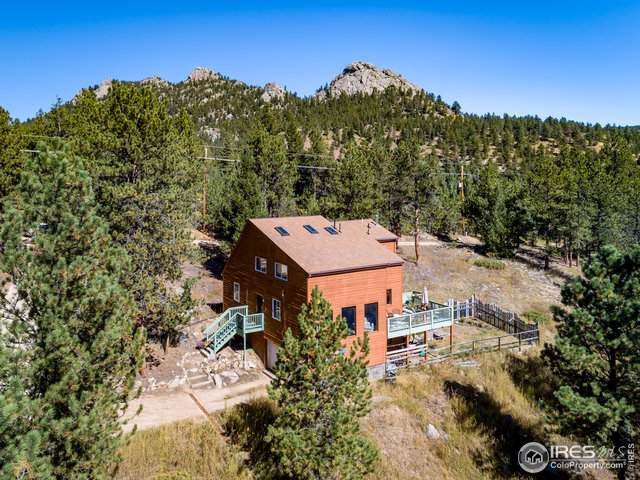 207 Cumberland Gap Rd, Nederland, CO 80466 (MLS #897141) :: 8z Real Estate