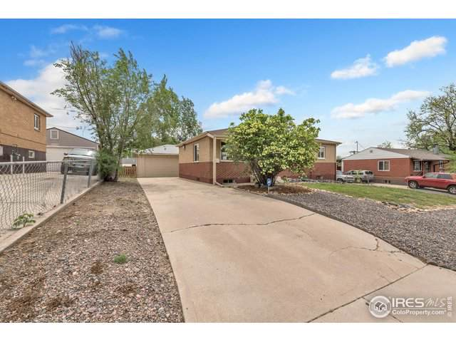 2460 Roosevelt Ave, Thornton, CO 80229 (#897145) :: The Griffith Home Team