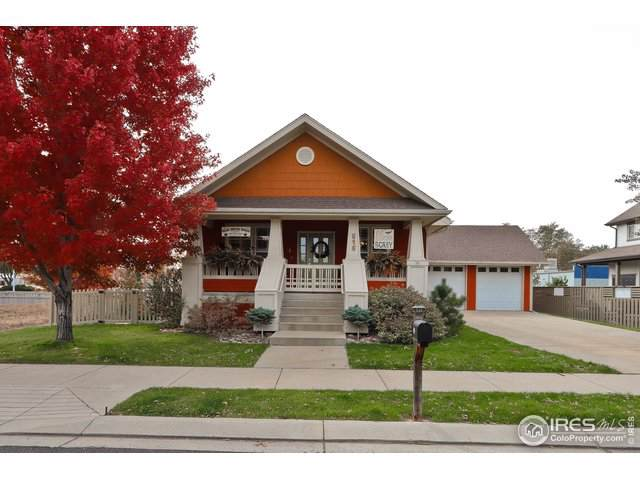 515 Ridge Ave, Longmont, CO 80501 (MLS #897152) :: 8z Real Estate
