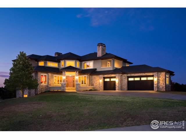 5312 Golden Ridge Ct, Parker, CO 80134 (MLS #897153) :: Colorado Real Estate : The Space Agency