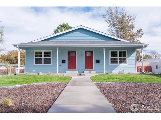 410 Maple St, Fort Morgan, CO 80701 (#897170) :: The Griffith Home Team