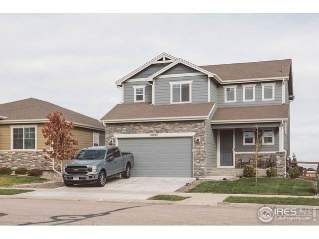 10207 W 11th St, Greeley, CO 80634 (MLS #897171) :: 8z Real Estate