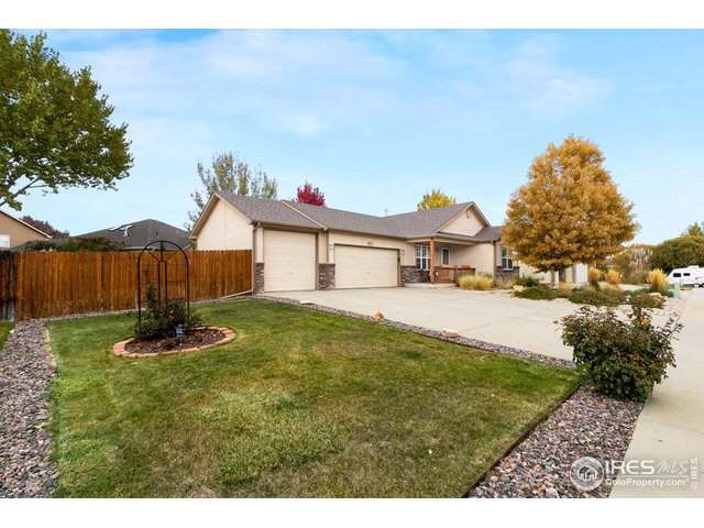 3023 Ivy Dr, Loveland, CO 80537 (MLS #897181) :: Colorado Real Estate : The Space Agency