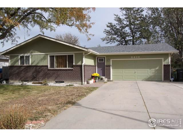 2410 34th Ave, Greeley, CO 80634 (MLS #897182) :: Downtown Real Estate Partners