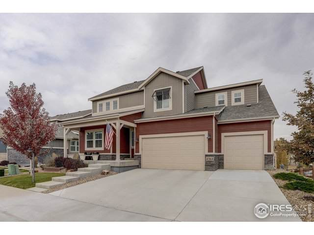 4361 Buffalo Mountain Dr, Loveland, CO 80538 (MLS #897189) :: Bliss Realty Group