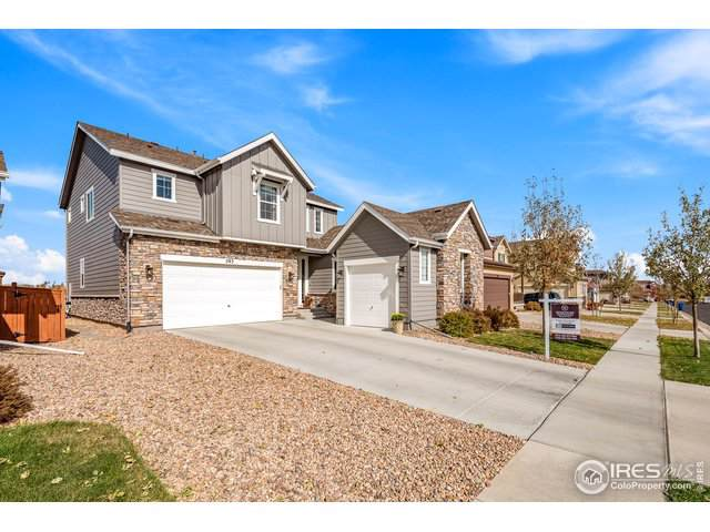 593 W 172nd Pl, Broomfield, CO 80023 (MLS #897197) :: Downtown Real Estate Partners
