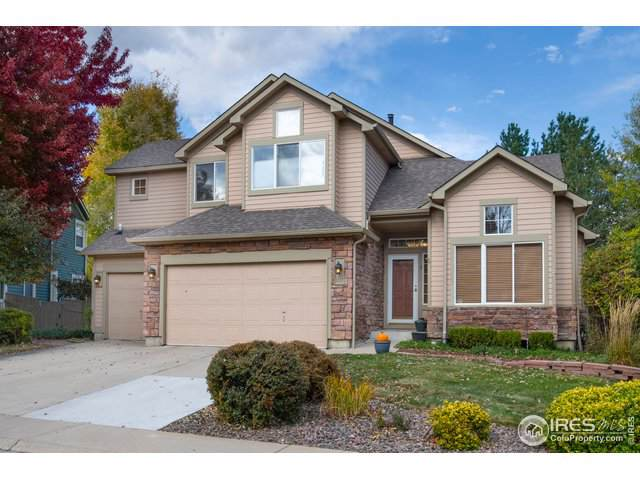 1117 Chestnut Dr, Longmont, CO 80503 (#897212) :: The Griffith Home Team
