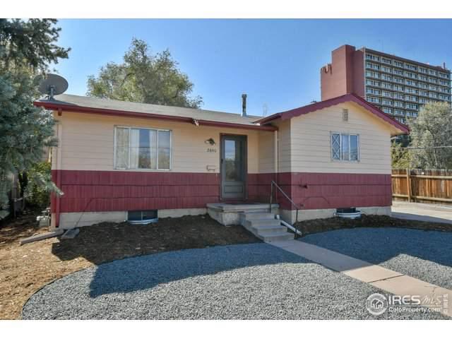 2840 W Mexico Ave, Denver, CO 80219 (#897214) :: HomePopper